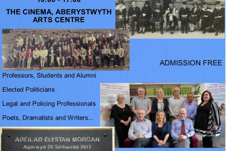 Festival of Law and Criminology Aberystwyth